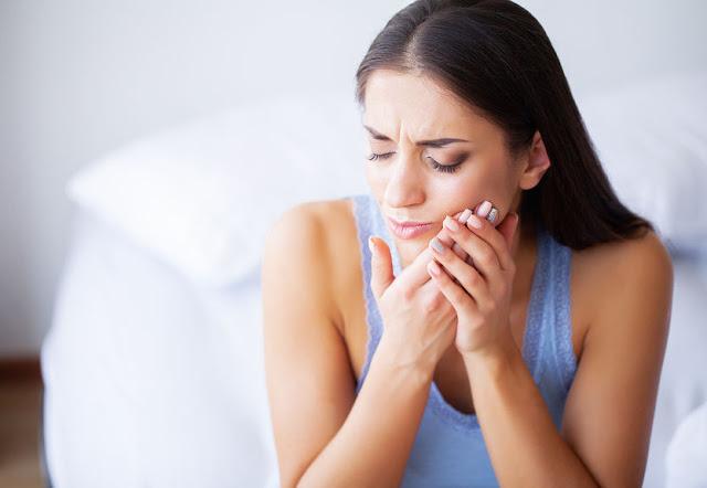 Ból po ekstrakcji zęba