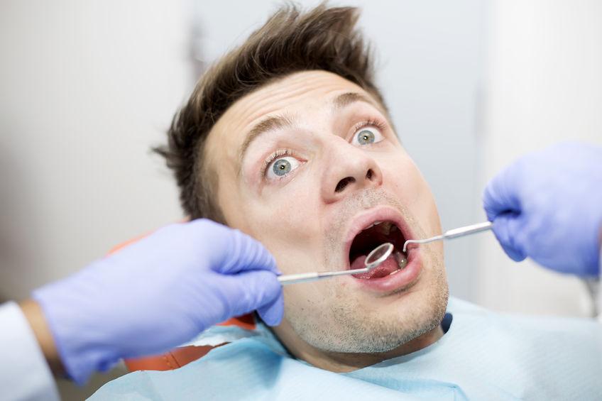 Strach przed dentystą